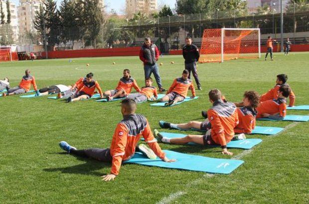 Adanaspor'da antrenmanlar kapatıldı
