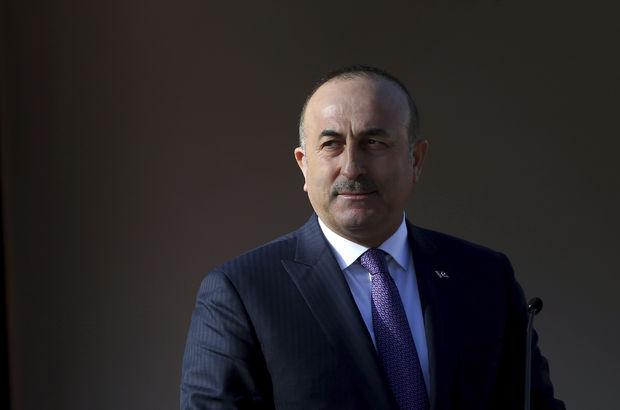 Mevlüt Çavuşoğlu: CHP, Rum lider gibi her şeye 'Hayır' diyor