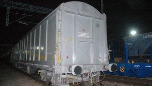 Tren vagonu üzerindeki akıma kapılan genç öldü