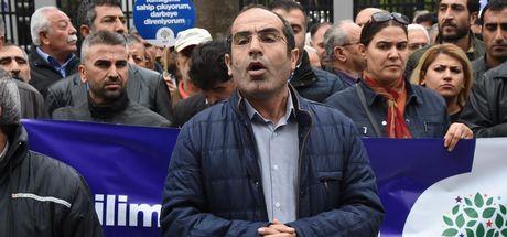 HDP İzmir İl Başkanı Mahfuz Güleryüz gözaltına alındı