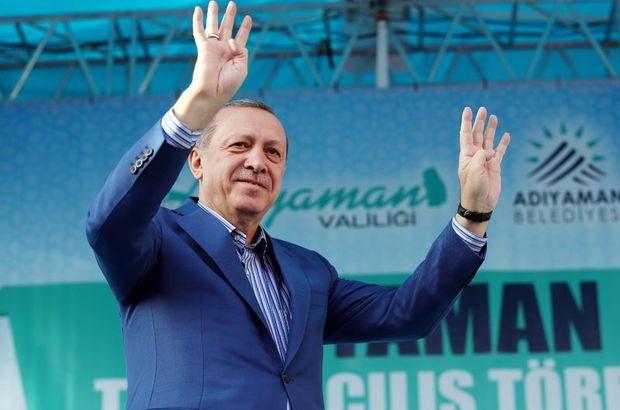 Cumhurbaşkanı Recep Tayyip Erdoğan Mısır İhvan