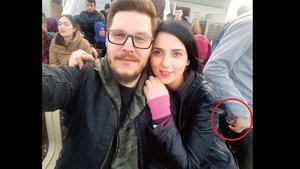 İstanbul'da yankesici 'selfie'ye yakalandı