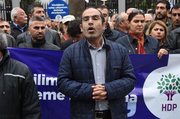 Mahfuz Güleryüz HDP gözaltı