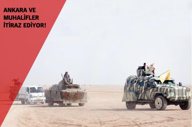 Cenevre'de PYD savaşları!