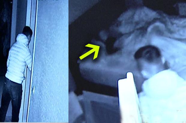 İstanbul'da hırsızlar evin yatak odasına kadar girdiler