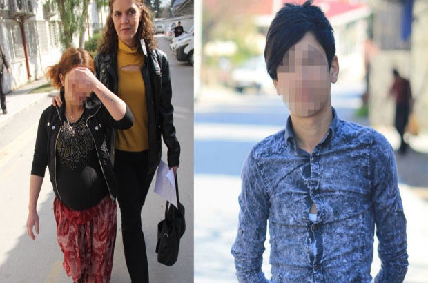 Adana'da hırsızlıktan yakalanan hırsız 13 yaşında 7 aylık hamile çıktı