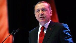 Erdoğan: Kandil ne diyor gelin 'hayır'da buluşalım, bunlar ülkemizi...