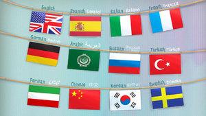 Türkiye en çok konuşulan diller arasında kaçıncı? İşte yanıtı...