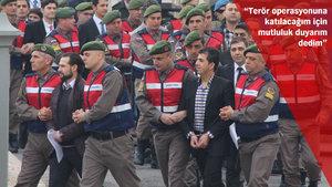 Cumhurbaşkanı Erdoğan'a suikast girişimi davasında üçüncü duruşma