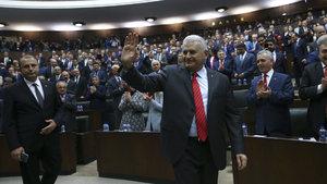 AK Parti'de referandum için son hazırlıklar