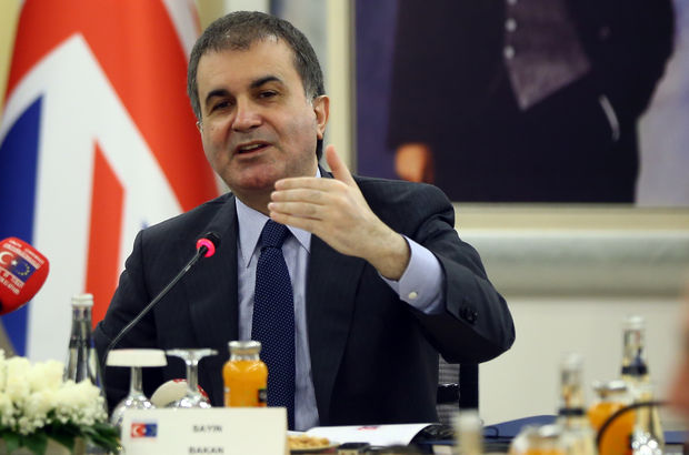 Çelik: Türkiye-AB zirvesi yılın ilk yarısında yapılmalı