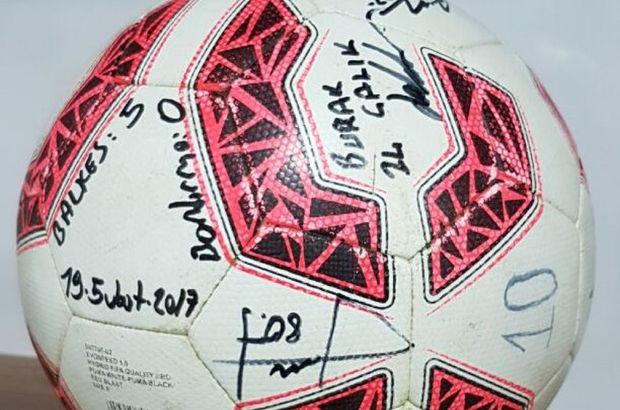 Balıkesirspor 5-0'ın toplarını satıyor