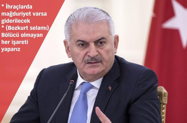 """Başbakan'dan Bahçeli'nin """"idam"""" çağrısına yanıt"""