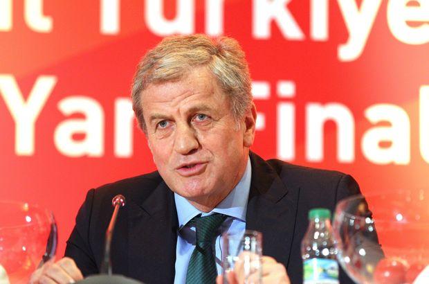Servet Yardımcı, UEFA İcra Kurulu üyeliği için aday oldu