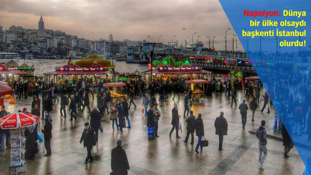26 rakamla İstanbul!