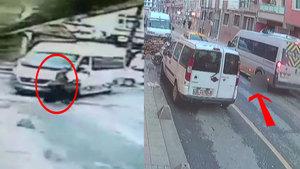Kağıthane'de cinayet gibi kaza! Yaşlı adam 30 metre sürüklendi!