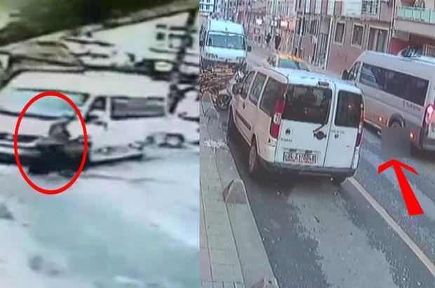Kağıthane'de cinayet gibi kaza! Yaşlı adam aracın altında 30 metre sürüklendi