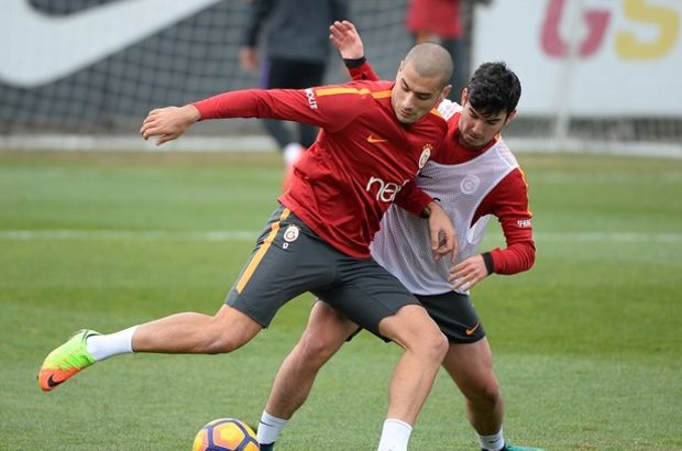 Galatasaray Beşiktaş derbi antrenman