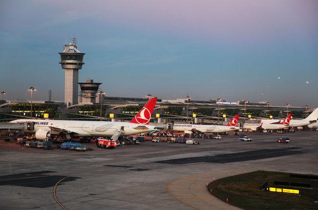Atatürk Havalimanı'nda iniş ve kalkışlara radar arızası engeli