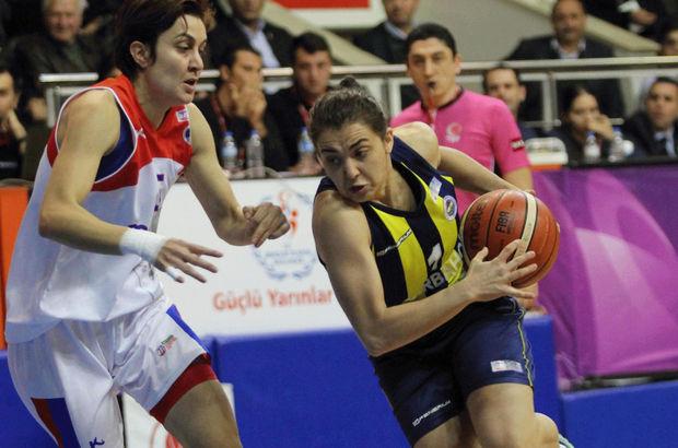 Fenerbahçe: 75 - Mersin Büyükşehir Belediye: 52