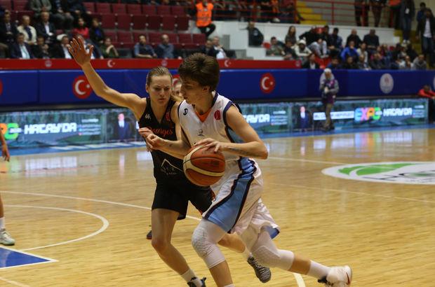 Hatay Büyükşehir Belediyespor - Bourges Basket