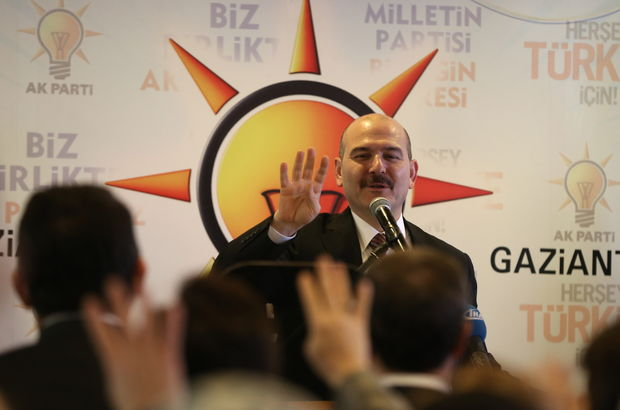 Bakan Soylu'dan CHP'ye tepki
