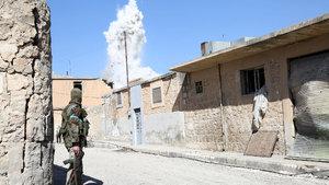 ABD'den DEAŞ liderlerine hava saldırısı