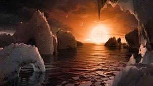 NASA'dan flaş açıklama: 7 yeni gezegen!