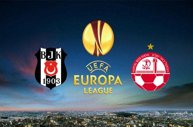 Beşiktaş - Hapoel Beer maçı hangi kanalda, saat kaçta, ne zaman? Beşiktaş maçı şifreli mi?