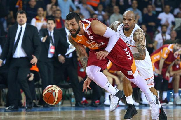 Kızılyıldız - Galatasaray Odeabank maçı hangi kanalda, saat kaçta?