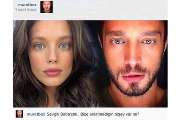 Murat Boz'un ikizi sosyal medyayı salladı