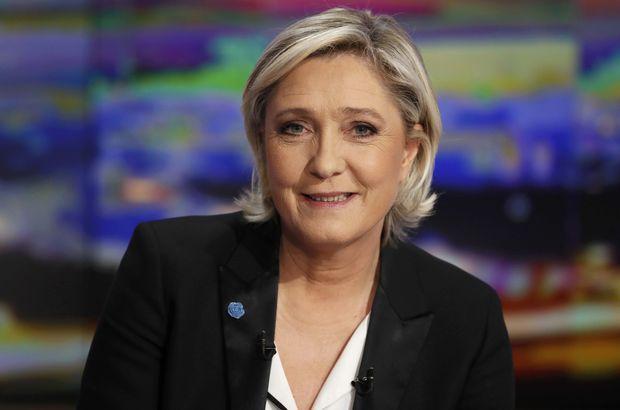 Marine Le Pen'in 2 çalışanına gözaltı