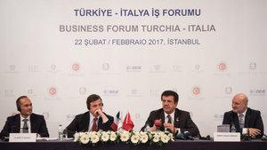 """""""İtalya Avrupa'da bizim için ikinci ticaret ortağımız"""""""