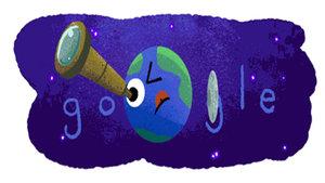 """Google'dan """"exoplanet discovery"""" için özel Doodle!"""