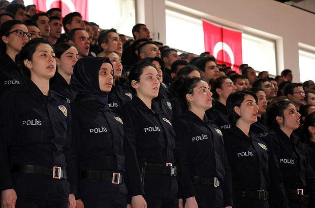 Polis olmak isteyenlerden 12 bin imza!