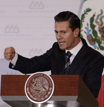 Meksika'dan ABD'ye tepki: Dayatmaları kabul etmeyiz