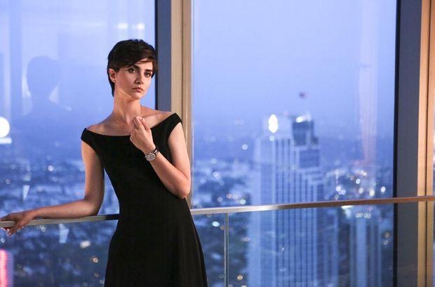 Tuba Büyüküstün, Şili'de en iyi Türk kadın oyuncu seçildi