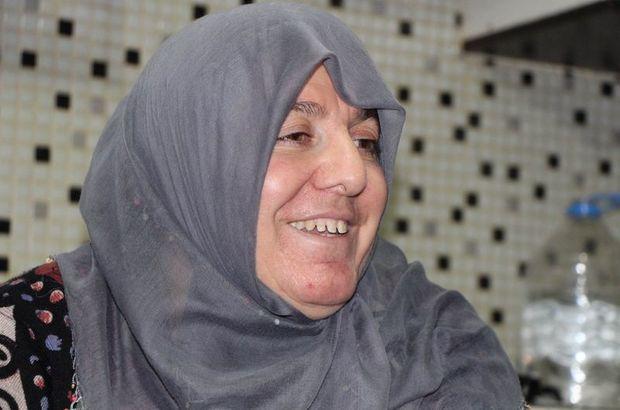Amasya'da engelli kadını sevindiren 'ceza'