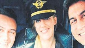 Meryem Uzerli pilotları yaktı