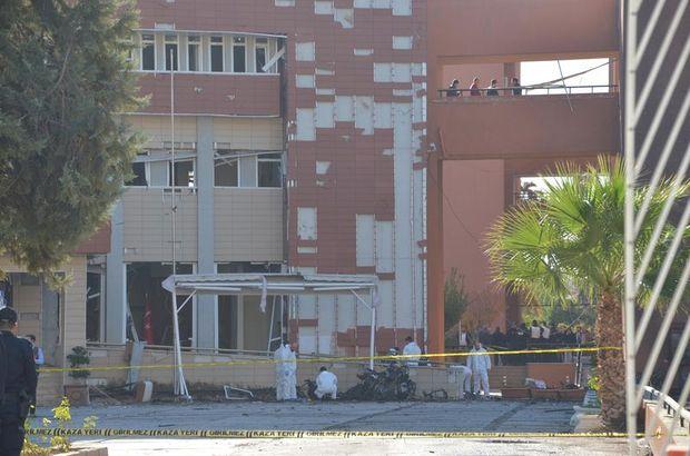 Adana Valiliği'ne saldıran teröristin kimliği 90 gün sonra belirlendi