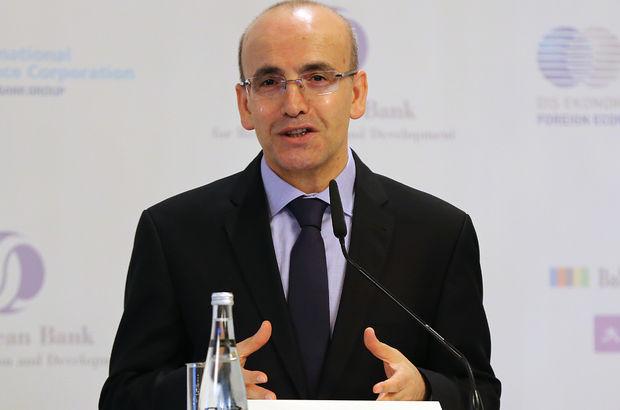 Mehmet Şimşek, Yurtdışı Yatırım Forumu'nda konuştu!