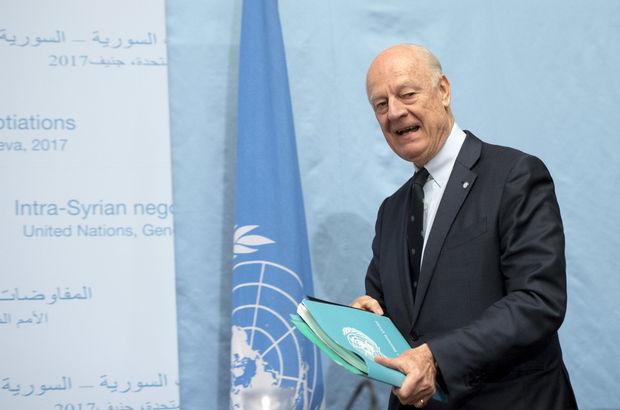 Suriye görüşmelerinin 4. turu Cenevre'de başladı