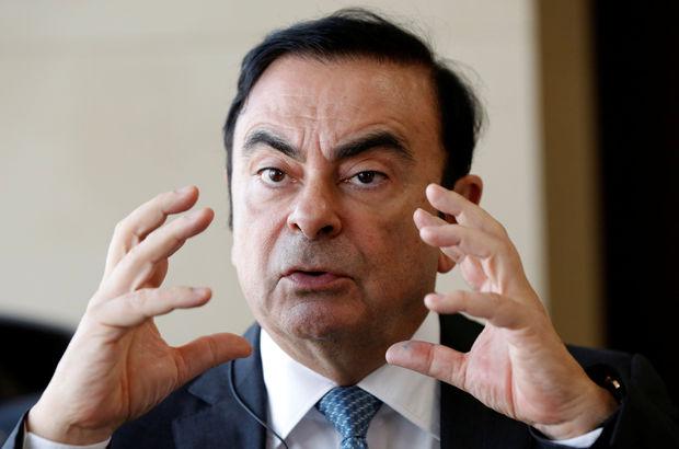 CEO Carlos Ghosn istifasını verdi!