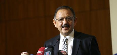 Mehmet Özhaseki'den kritik deprem uyarısı