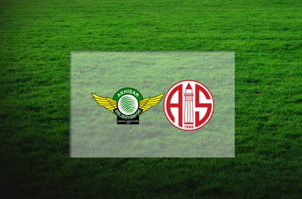 Akhisar Belediyespor - Antalyaspor maçı hangi kanalda, saat kaçta, ne zaman?