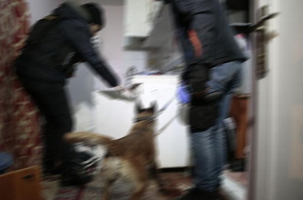 İstanbul'da uyuşturucu satıcısı müzisyen tutuklandı