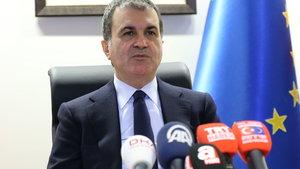 AB Bakanı Çelik: YPG'ye verilen silahlar muhaliflere verilseydi DEAŞ sorunu kalmazdı