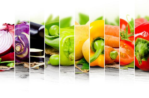 Meyve ve sebze tüketimi