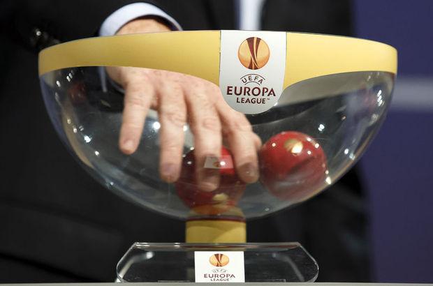 UEFA Avrupa Ligi kura çekimi ne zaman? (2017)
