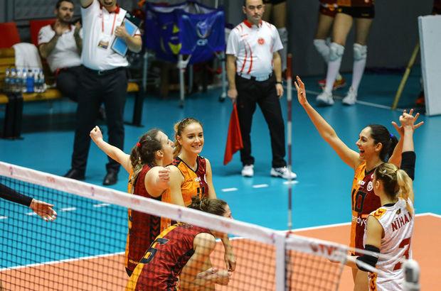 Nova KBM Branik: 3 - Galatasaray: 2